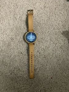 Motorola Moto 360 2nd Gen 42mm Rose Gold Metal Case Women's Smartwatch