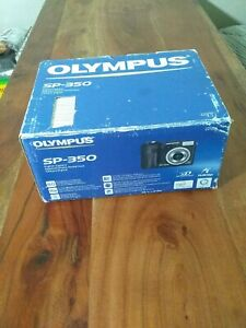 Olympus sp-350 8.0 Megapixels Digital Camera 2.5 Color LCD Display