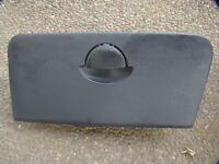 HOLDEN BARINA BLACK GLOVEBOX, TK 12/05-12/12