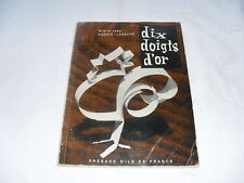 dix doigts d'or,sornin-lassche,presse ile france, 1970