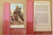 San Rocco con orazione al santo  -138