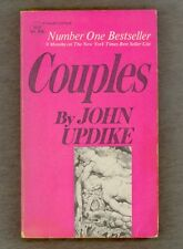 Couples by John Updike 1969 Paperback First Edition Sexual Revolution in USA