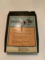 Vintage Patsy Cline's Greatest Hits 8 Track Tape