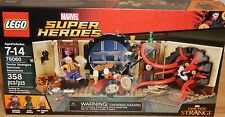 NEW LEGO Super Heroes Doctor Strange's Sanctum Sanctorum 76060 Marvel Strange