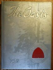 Imperial Valley Union High School 1950 Yearbook (Annual) - Oasis Volume 44