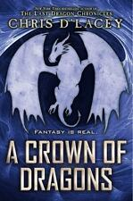 A Crown of Dragons (Ufiles #3), D'Lacey, Chris, Good Condition, Book