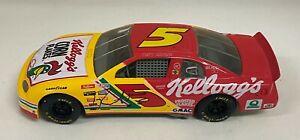 Terry Labonte NASCAR HOF Signed Auto Kellogg's 1:24 Scale Diecast Car JSA