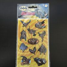 DC Batman POP Up stickers AS IS MIP