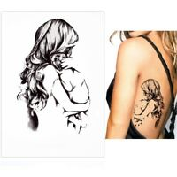 Temporäres Tattoo Mutter mit Kind Liebe Design Klebetattoo