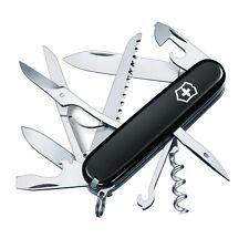 Victorinox Schweizer Taschenmesser - Huntsman Schwarz - 15 Funktionen 1.3713.3