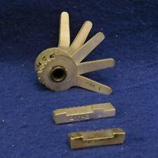 CURTIS Model 15 Code Cutter 5 Cut AM-1 Cam w/AM-1 & AM-2 Carriage American Motor