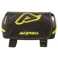 Acerbis Rear Fender Tool Pack Black/Flo Yellow - tools bag back fanny pack *
