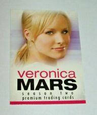 2007 Inkworks Veronica Mars Season Two Promo Card