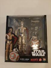 MAFEX No.029 C-3PO BB-8 STAR WARS The Force Awakens Medicom Toy NEW Authentic
