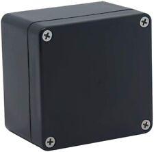 Raculety Project Box Ip65 Waterproof Junction Box Abs Plastic Black Electrica