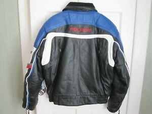 Polaris Leather Snowmobile Jacket
