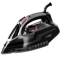 Russell Hobbs PowerSteam Ultra Vertical Steam Iron 3100W Ceramic - Black, 20630