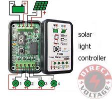 3A 6V-12V PWM Solar Panel Light Controller Battery Charge Regulator SX01