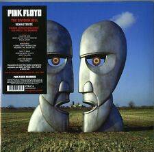 PINK FLOYD THE DIVISION BELL 20TH.ANNIVERSARY DELUXE DOPPIO VINILE LP 180 GRAMMI