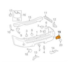 For Toyota Genuine Parking Aid Sensor Front 8934133160B2