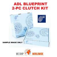 ADL BLUEPRINT 2-PC Kit Frizione per Nissan Navara 2.5D 2008- > Su
