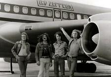 Led Zeppelin Hard Rock Heavy Metal Band Photo Fabric Poster Wall Banner Flag New
