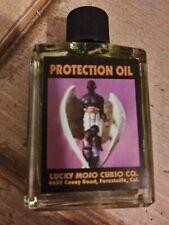 Protection oil lucky mojo curio