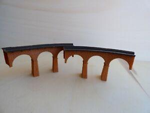 Faller  2 Viaduc-Ponts courbe occasion voie N  1 voie