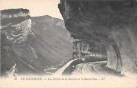 CPA 38 - DAUPHINE - Les Gorges de la Bourne et le Bournillon