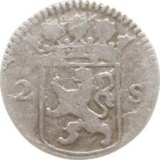 Niederlande, Provinz Holland, 2 Stuiver 1724