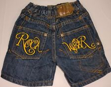 Roca Wear Rocawear Denim Jean Shorts 12 Month Euc