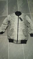 DESIGNER CLOTHING by REPRESENT LONG BOMBER 1x medium 2x small