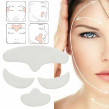 1-6PC Set Silicone Anti Wrinkle Face Pads Face Lift Reusable Invisible Fine Line