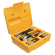 2 Inch Boring Head With Straight Shank And Set Of 9 Pcs Of 12 Inch Boring Bar