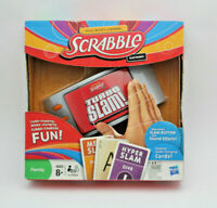 Hasbro Scrabble Electronic Turbo Slam New