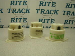 Bryant 15A Flanged Receptacle, L6-15, Nylon, QTY of 3