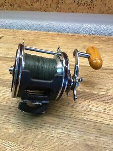 Penn 4/0 Special 113H Senator Reel High Speed Ball Bearing  Made in USA.