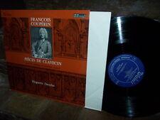 COUPERIN: Pièces de clavecin harpsichord cembalo Livre II > Dreyfus / Valois D