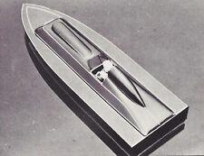 "Cobra 21 Sport Model Boat Ship Plans, Templates and Instructions 28"""
