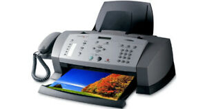 Lexmark X4270 All-In-One Inkjet Printer - PRINT/SCAN/COPY/FAX