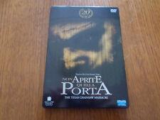 DVD STEELBOOK NON APRITE QUELLA PORTA EDIZIONE 2 DVD COFANETTO IN METALLO