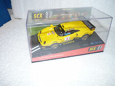 "SCX ANALOG 1998 #60150 PORSCHE 911 GT1 ""PENNZOIL"""