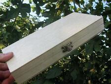 Microscope Slides Wooden Box Storage Case Holding 50 Pieces Slides