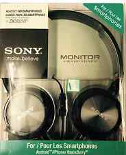Sony Headset for Smartphones - Monitor Gaming Headphones Part number DR-ZX302VP