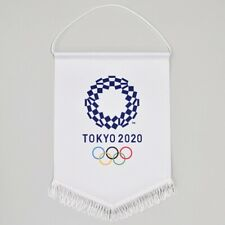 Tokyo 2020 Olympic Games Sports Emblem Mini Banner Official Licensed Goods