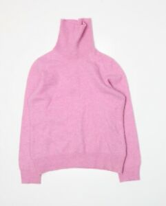 Marks and Spencer Womens Pink   Pullover Jumper Size 12