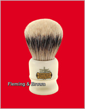 Simpsons Chubby 2 Shaving Brush - British Made