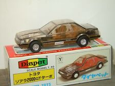 Toyota Soarer 2000GT Turbo - Diapet Pure Series 127 Japan 1:40 in Box *34540