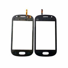 (UK SHIP)   Blue Touch Screen Digitizer Glass For Samsung S6810 Galaxy Fame