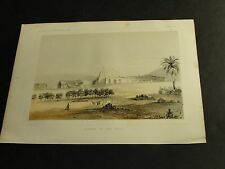 1850's Chromolithograph- MISSION OF SAN DIEGO (California)- Art Print-Unframed.